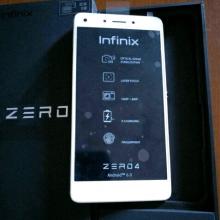 سعر ومواصفات Infinix Zero 4 Plus