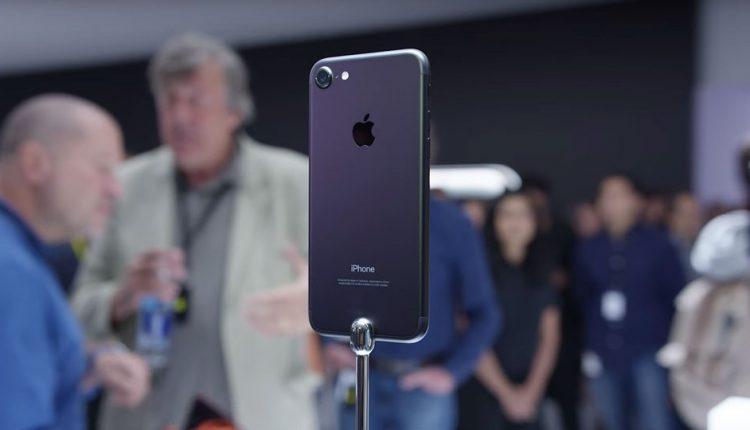 مميزات وعيوب هاتف Iphone 7