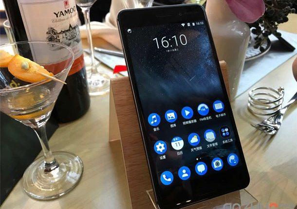 نوكيا تعلن عن هاتفها الجديد Nokia 6