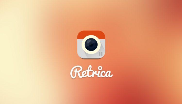ريتريكا : تحميل تطبيق Retrica الجديد وشرح طريقة إستخدامه