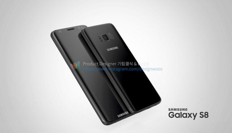 أحدث تسريبات وتوقعات Samsung S8