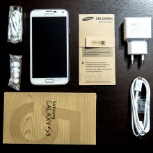 سعر ومواصفات Samsung Galaxy S5
