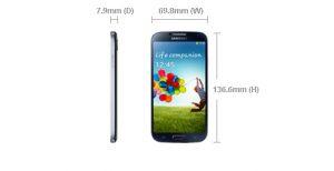 Samsung Galaxy GT-I9500RWAEGY-39096