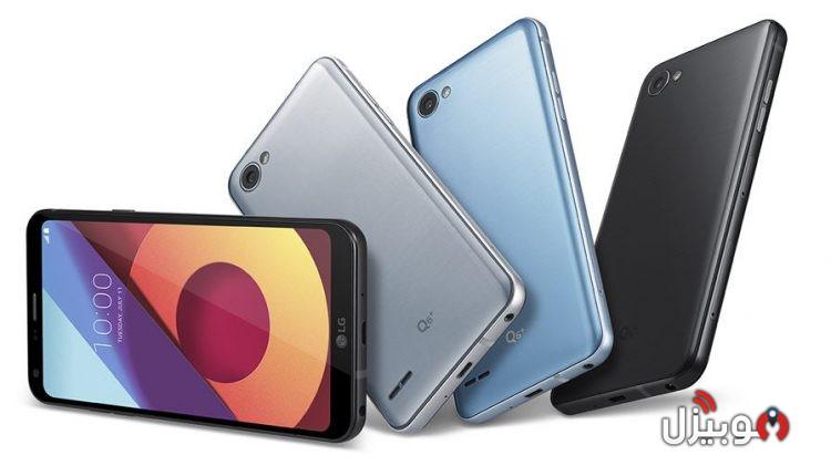 ال جي تطلق رسميا هواتفها الجديدة LG Q6 و Q6+ و Q6α