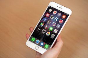 iPhone Plus شاشة-هاتف-ايفون-8-بل