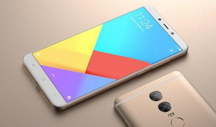 تسريبات هاتف شاومي القادم Xiaomi Redmi Note 5
