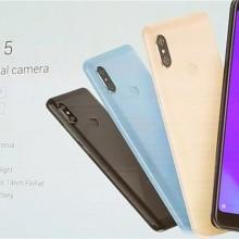 سعر ومواصفات Xiaomi Redmi Note 5
