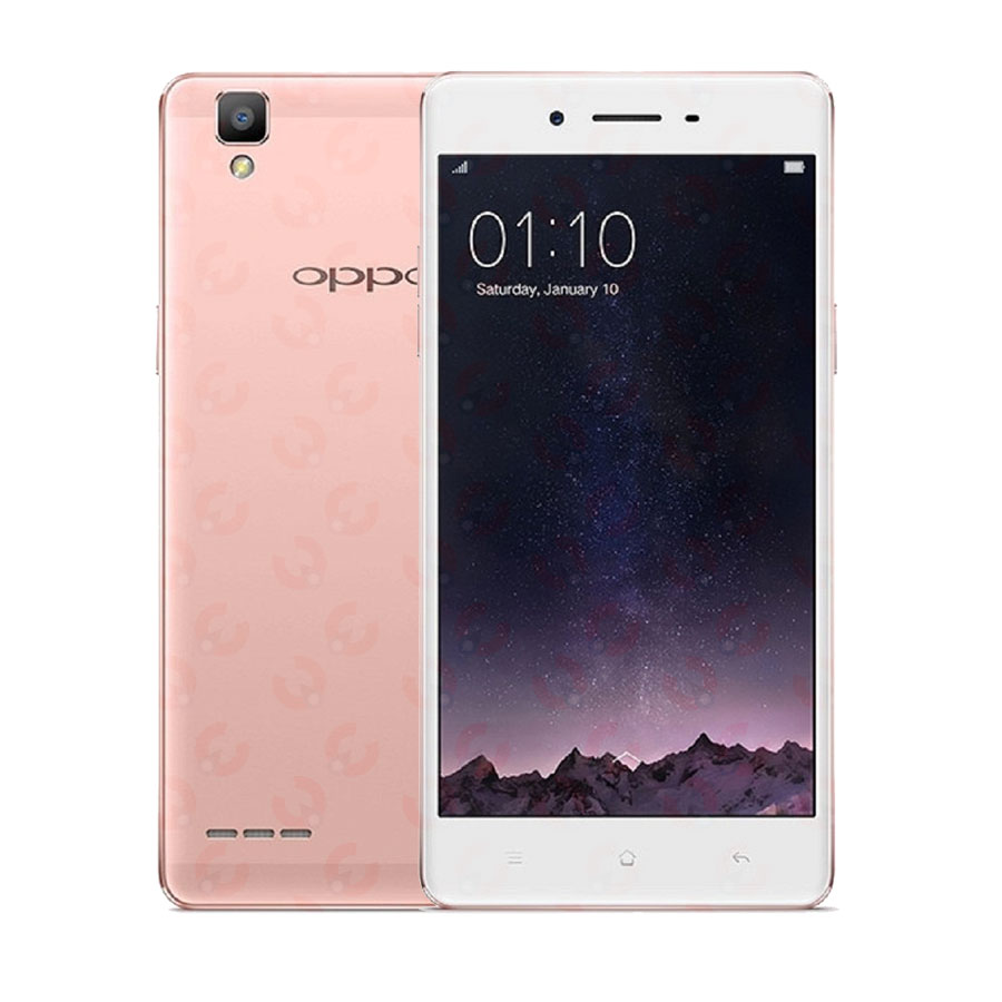 how to open an oppo f1