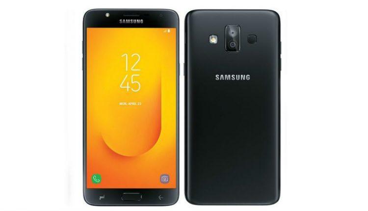 اخبار عن موبايل جديد من سامسونج بأسم Samsung J7 Duo 2018