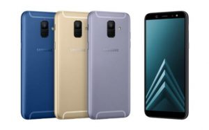 Samsung Galaxy 2018 Samsung-Galaxy-A6-Co