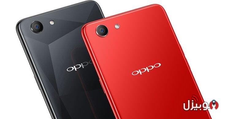 موبايل Oppo F7 Youth بشاشة بدون نوتش متاح للبيع في مصر