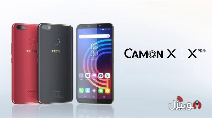 الأن في الاسواق المصرية هاتفين تكنو X و X Pro بكاميرات ممتازة وشاشة عملاقة