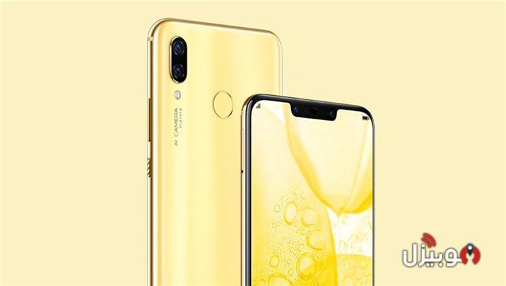هواوي تعلن عن هاتف Huawei Nova 3 – شاشة كبيرة بها نوتش مع 4 كاميرات !