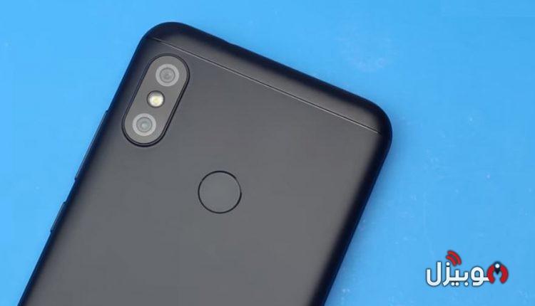 فيديو مراجعة Xiaomi Mi A2 Lite – موبايل شاومي أبو نوتش , هي فين الكاميرا السيلفي ؟