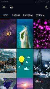 تطبيق Wallpapers HD 4K Backgrounds