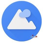 تطبيق خلفيات جوجل