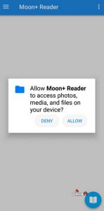 تحميل تطبيق moon reader للأندرويد