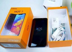 سعر و مواصفات Infinix Hot 7 Infinix-HOT-7-Unbox-300x218
