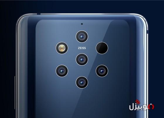 كاميرات Nokia 9