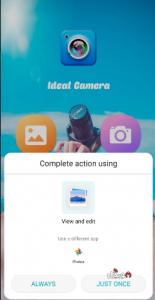 تحميل تطبيق الكاميرا المثالية للأندرويد