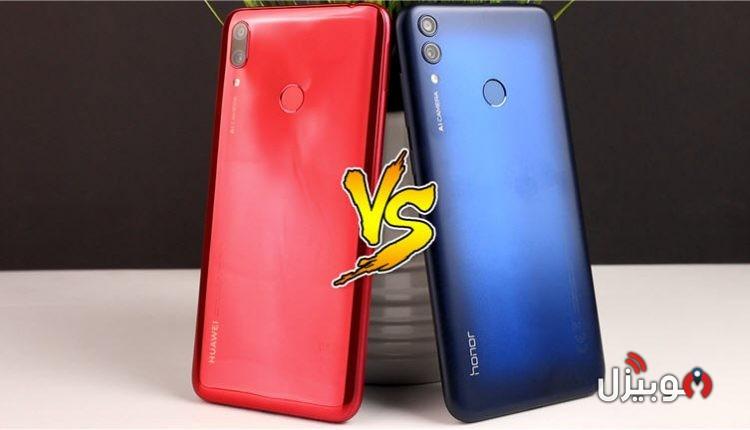مقارنة بين Huawei Y7 2019 و Honor 8C – مين الأفضل وليه ؟!