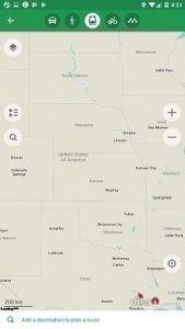 تحميل تطبيق MAPS.ME للاندرويد والأيفون