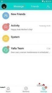 تحميل تطبيق يلا Yalla للاندرويد