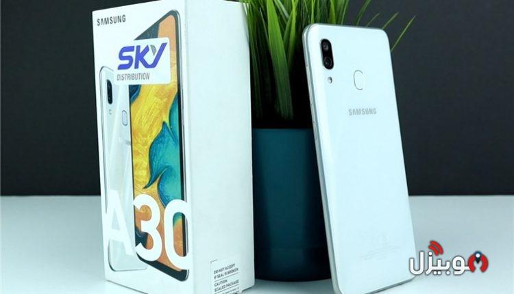 مراجعة موبايل Samsung Galaxy A30 – الأفضل تحت سعر 4000 جنية ؟!