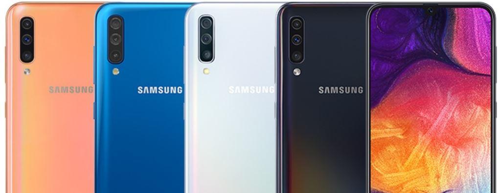 سعر و مواصفات Samsung Galaxy A50 مميزات وعيوب سامسونج A50 موبيزل