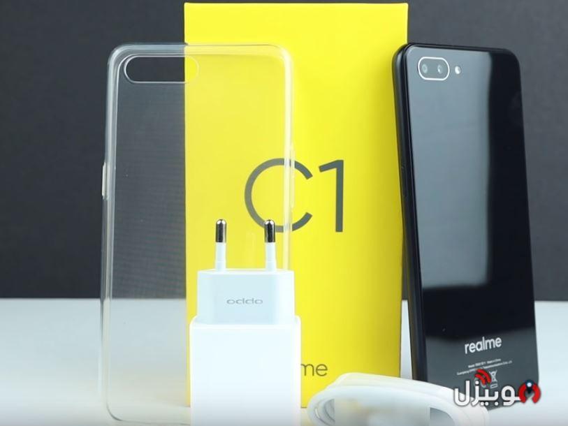 2a7297fabb568 سعر و مواصفات Realme C1 - عيوب ريلمي سي 1 - موبيزل