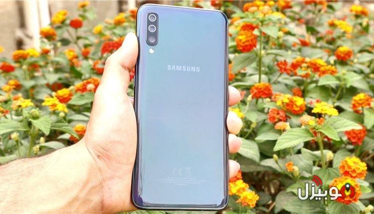 مراجعة موبايل Samsung Galaxy A70 – عيوب سخيفة متكررة !
