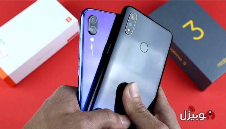 مقارنة بين Realme 3 و Xiaomi Note 7 – معركة الـ 3000 جنية !