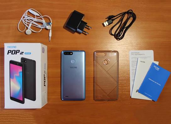 سعر و مواصفات Tecno POP 2 Power - مميزات وعيوب تكنو بوب 2