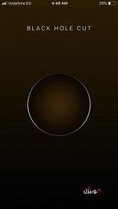 تحميل تطبيق Black Hole Cut