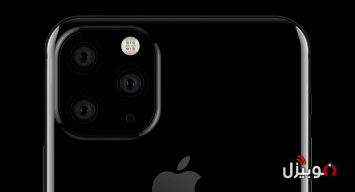كاميرات ايفون 11