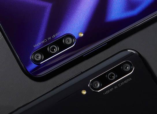Honor 9X Pro Back Camera