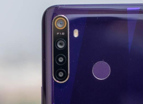 Realme 5 Back Camera