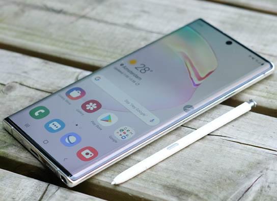 •• أفضل 5 هواتف جديدة من شركة Samsung | العصر الجديد ~ Samsung-Galaxy-Note-10-Plus-S-Pen