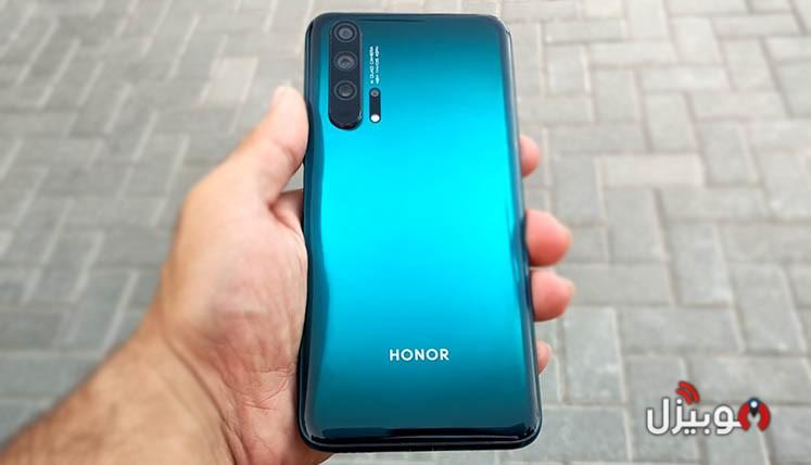 مراجعة موبايل Honor 20 Pro – أرخص موبايل رائد بكاميرات قوية !