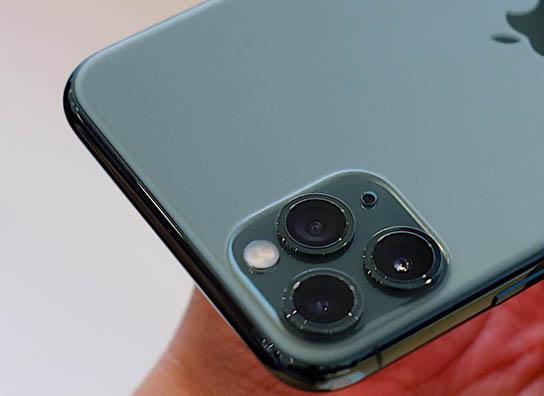 iPhone 11 Pro & iPhone 11 Pro Max Apple-iPhone-11-Pro-Max-Back-Camera