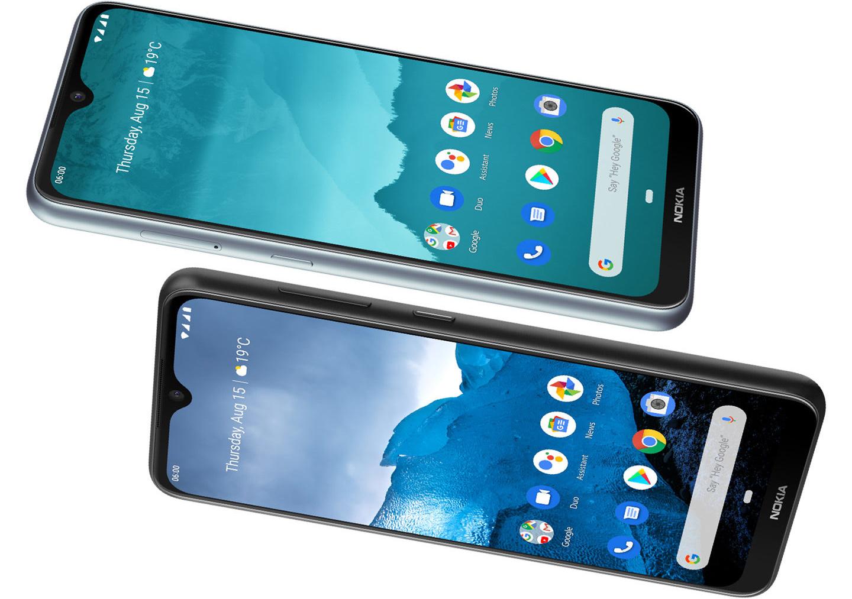 Nokia 6.2 Screen