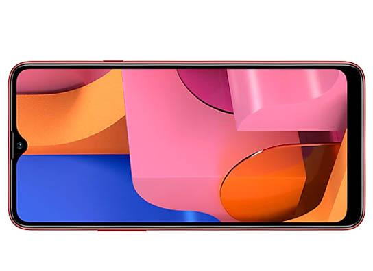 •• أفضل 5 هواتف جديدة من شركة Samsung | العصر الجديد ~ Samsung-Galaxy-A20s-Desgin