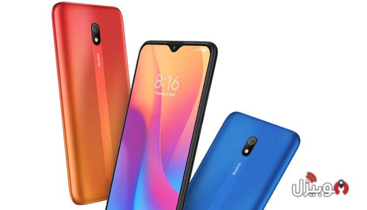 شاومي تعلن عن هاتف Redmi 8A مع تصميم جديد غير تقليدي في الفئة الإقتصادية !