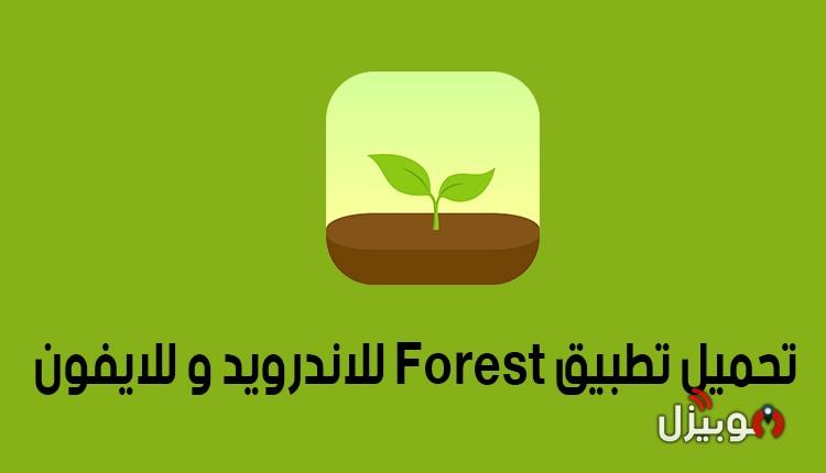 تحميل تطبيق فوريست Forest لمعالجة ادمان الهواتف للاندرويد و الايفون