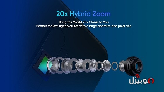 Realme X2 Pro 20X Zoom