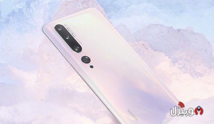 تعرف على مواصفات هاتف Mi Note 10 المُسربة – خمس كاميرات خلفية !