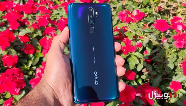 مراجعة موبايل Oppo A9 2020 – بداية جديدة لأوبو ببطارية عملاقة و 5 كاميرات !