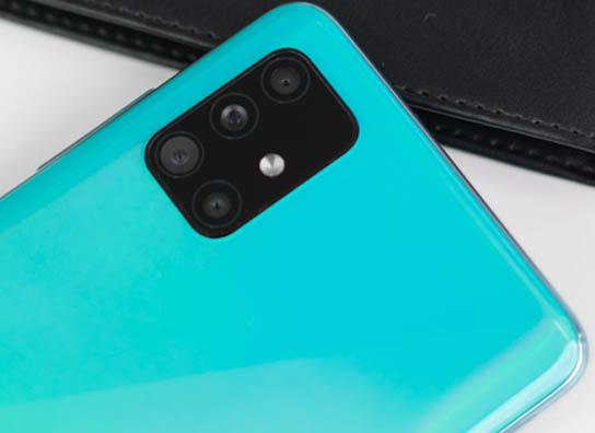 Galaxy A51 Back Camera