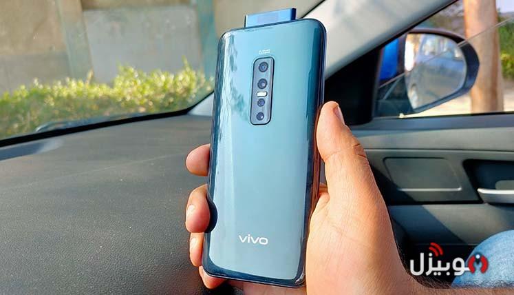 مراجعة موبايل Vivo V17 Pro – موبايل محترم بـ 6 كاميرات وتجربة سيلفي جامدة جدا !