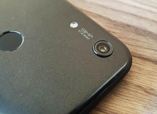 Huawei Y6s Back Camera